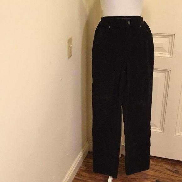 Gloria Vanderbilt Denim - Gloria Vanderbilt Soft Black Jeans